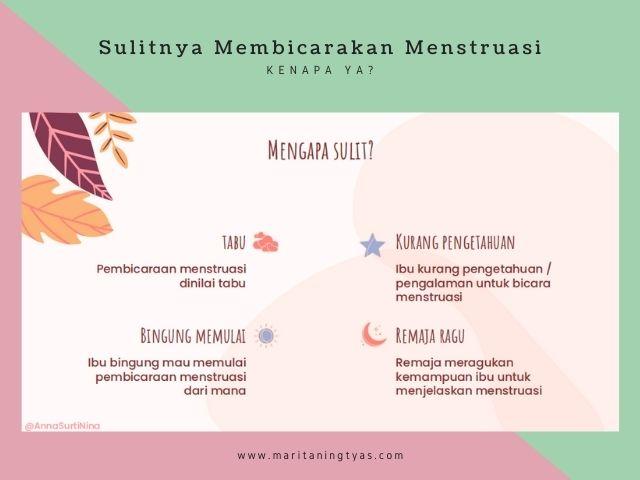bicara menstruasi sulit
