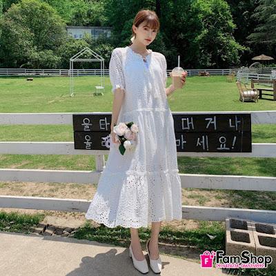 shop ban vay maxi gia re tai Yen Hoa