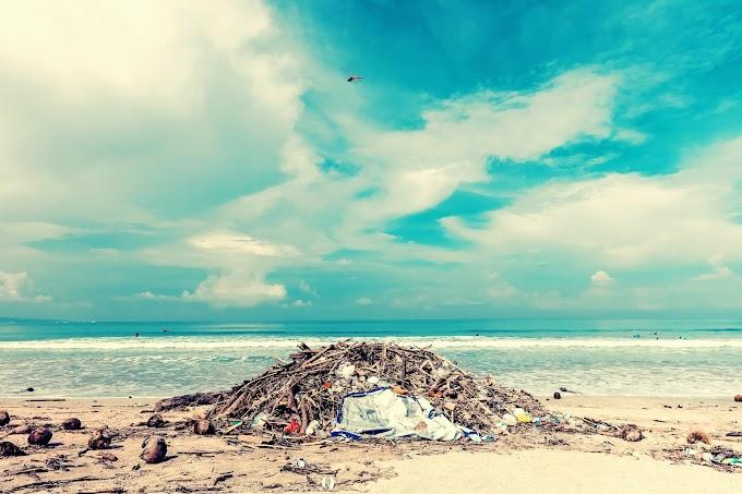 Laut Bukan Tong Sampah Raksasa!
