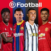 eFootball pes 2021 mod apk and obb download