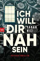 Ich will dir nah sein - Sarah Nisi