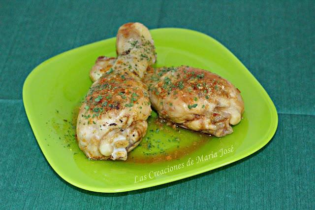Pollo Al Vinagre