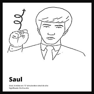 Sinal de Saul da bíblia