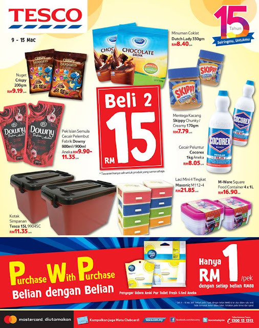 Tesco Malaysia Weekly Catalogue Discount Offer Promo