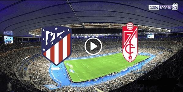 مشاهدة مباراة أتلتيكو مدريد وغرناطة بث مباشر Granada vs Atlético Madrid Live