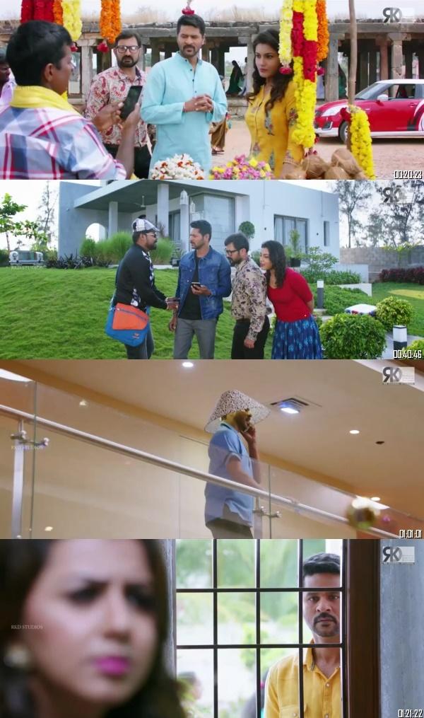 Afra Tafri 2019 Hindi Dubbed 720p HDRip 850MB Desirehub