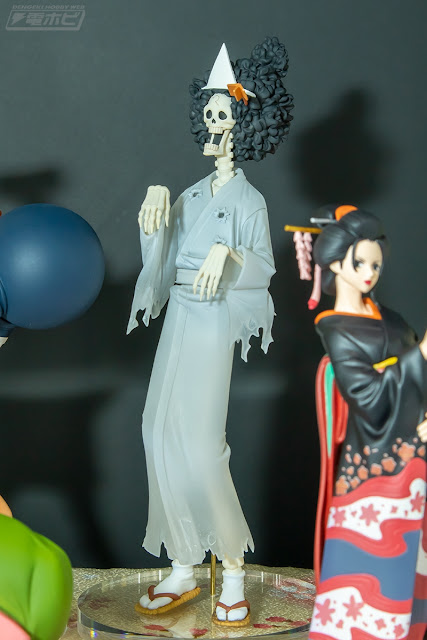 Figuras mostradas en la 59th Prize Fair - BANDAI SPIRITS.