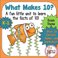 What Makes 10? Combinations of 10