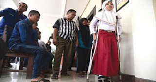 Jadi Korban Kecelakaan, Siswi SD ini Malah Disidang di Pengadilan Negeri Jember
