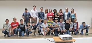 Evento de mobilização social da educação premia alunos do desafio criativos da escola