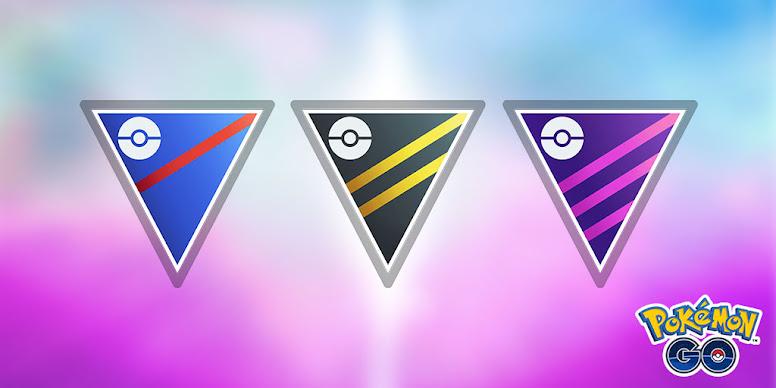 Liga de Batalha Pokémon GO