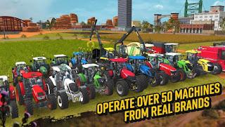 Farming Simulator 18 Mod Apk+Data