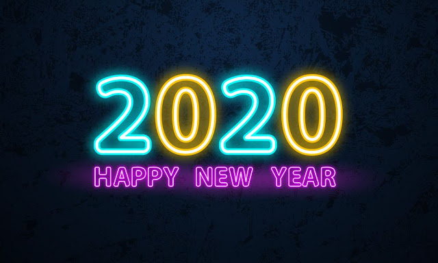 happy new year 2020 & merry christmas images