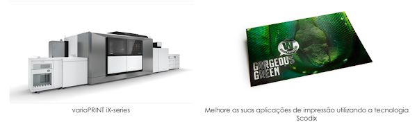 Oportunidades de embelezamento na impressão digital a jato de tinta