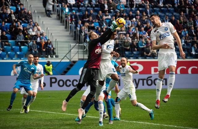 «Зенит» – единственный клуб, которому «Оренбург» проиграл 5 матчей в РПЛ