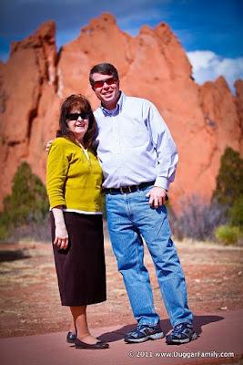 Grandma Duggar and Jim Bob Duggar