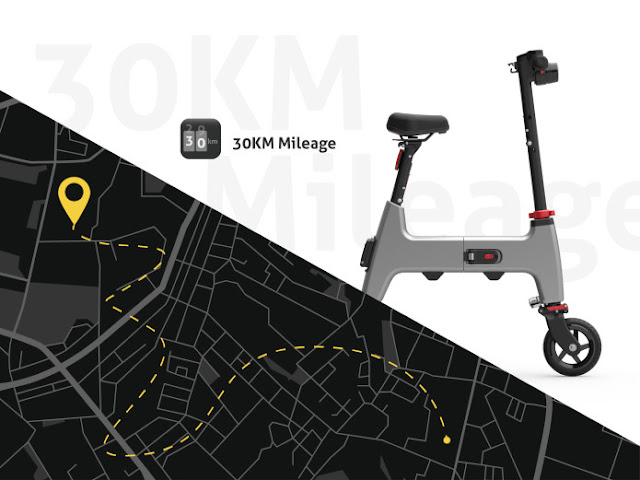 Xiaomi Himo H1 Electricle Bike