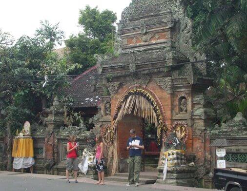 The Royal Palace Ubud is a beautiful palace BaliBeaches: Ubud Royal Palace Bali - Puri Saren Agung Ubud Bali