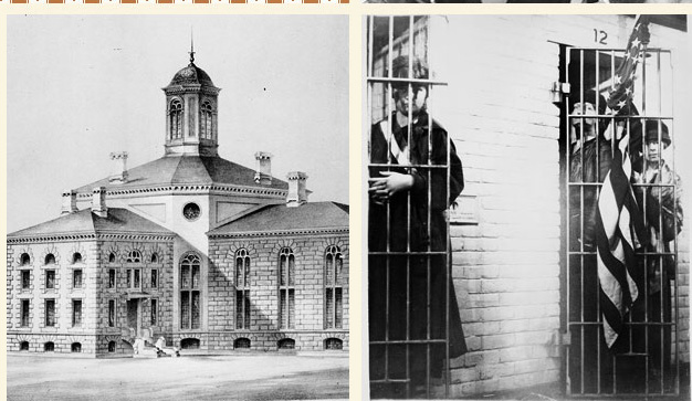 A rolling crone my stay in the charles street jail for Hotel that was a jail in boston