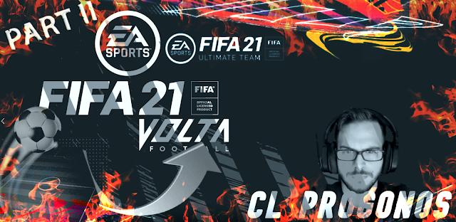 ΟΛΑ ΤΑ ΓΗΠΕΔΑ ΕΓΙΝΑΝ ΕΔΡΑ ΤΟΥΣ - FIFA21 - PART II