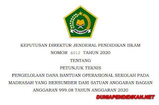 JUKNIS BOS TAMBAHAN MADRASAH BA-BUN TAHUN 2020.PDF
