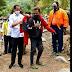 Fransiskus Tidak Menyangka Akan Dapat Jaket Dari Jokowi
