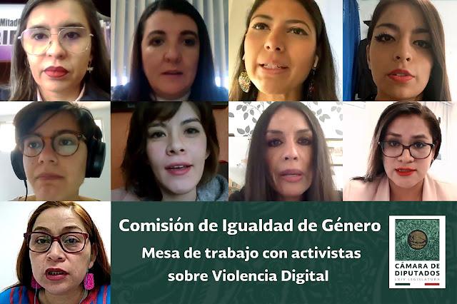 Necesario, sancionar la violencia digital y mediática contra las mujeres: diputada Briceño Zuloaga