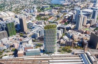 grattacielo Atlassian Sydney
