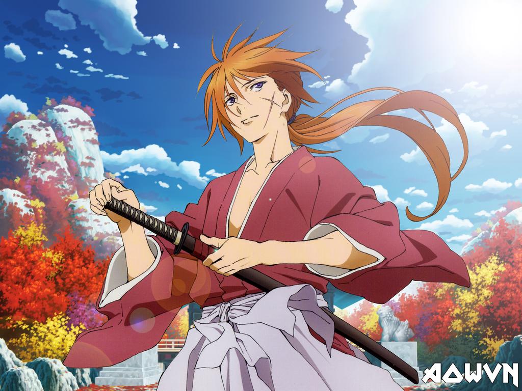 kenshin2 - [ Anime 3gp Mp4 ] Runouni Kenshin + OVA + Special | Vietsub - Max hay