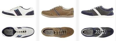 Zapatillas de piel para hombre