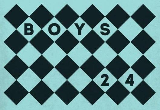 選秀生存《少年24 BOYS24》