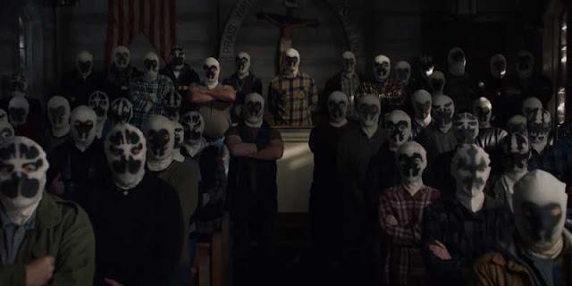 Watchmen, Series, teaser
