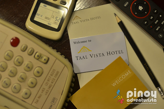 Hotels in Tagaytay Taal Vista Hotel