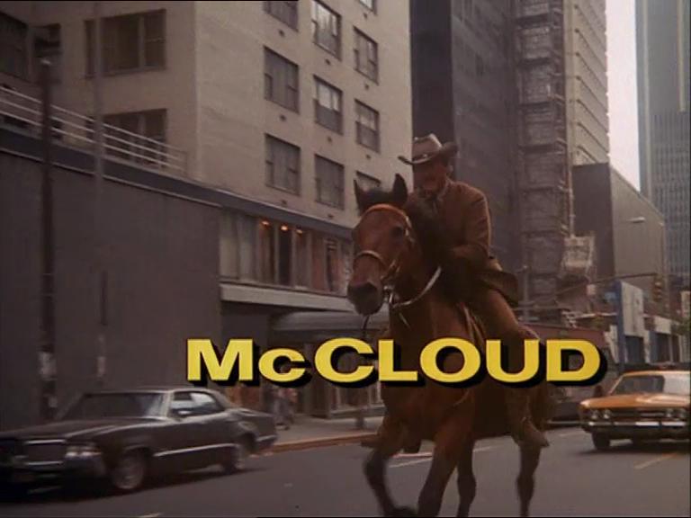 Falando em Série: McCloud – O Homem da Lei (McCloud) – 1970