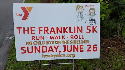 Franklin 5K - June 26