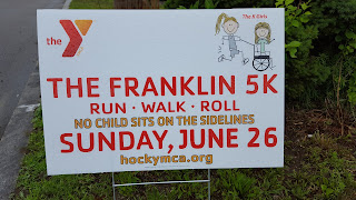 Franklin 5K - Sunday, June 26