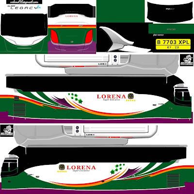 livery lorena