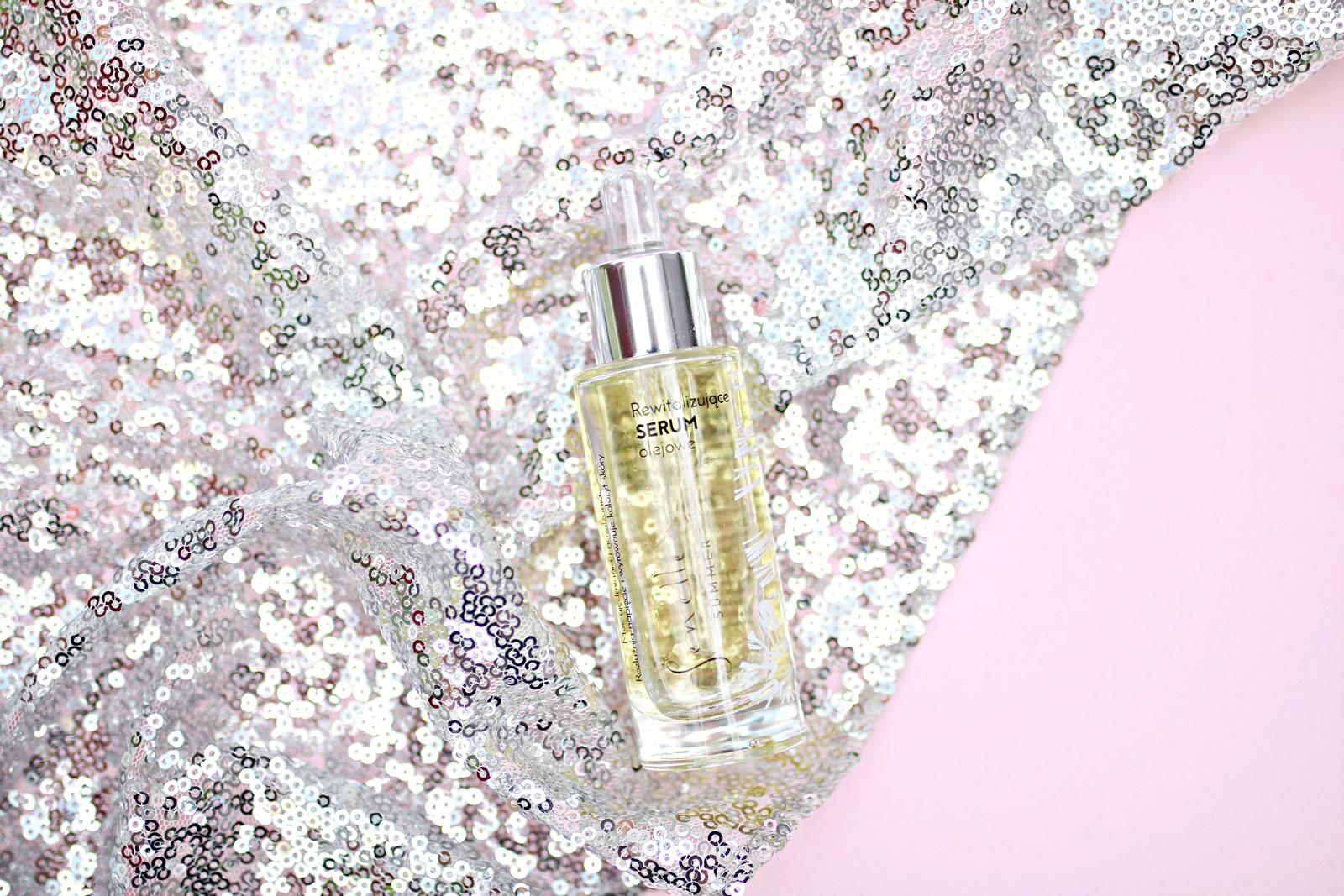 Senelle Cosmetics - rewitalizujące serum olejowe {czy warto kupić?}