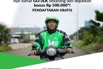 Lowongan Kerja Pekanbaru : PT. GO-JEK Indonesia April 2017