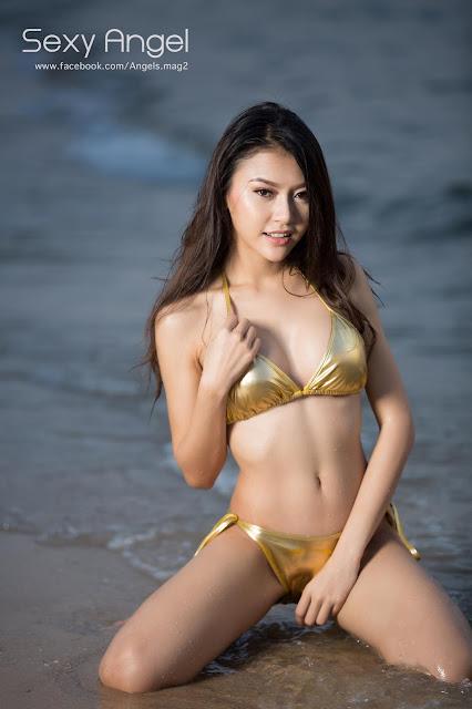 Hot girls Thai porn model Nirada Guernongkun 10