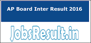 AP Board Inter Result 2016