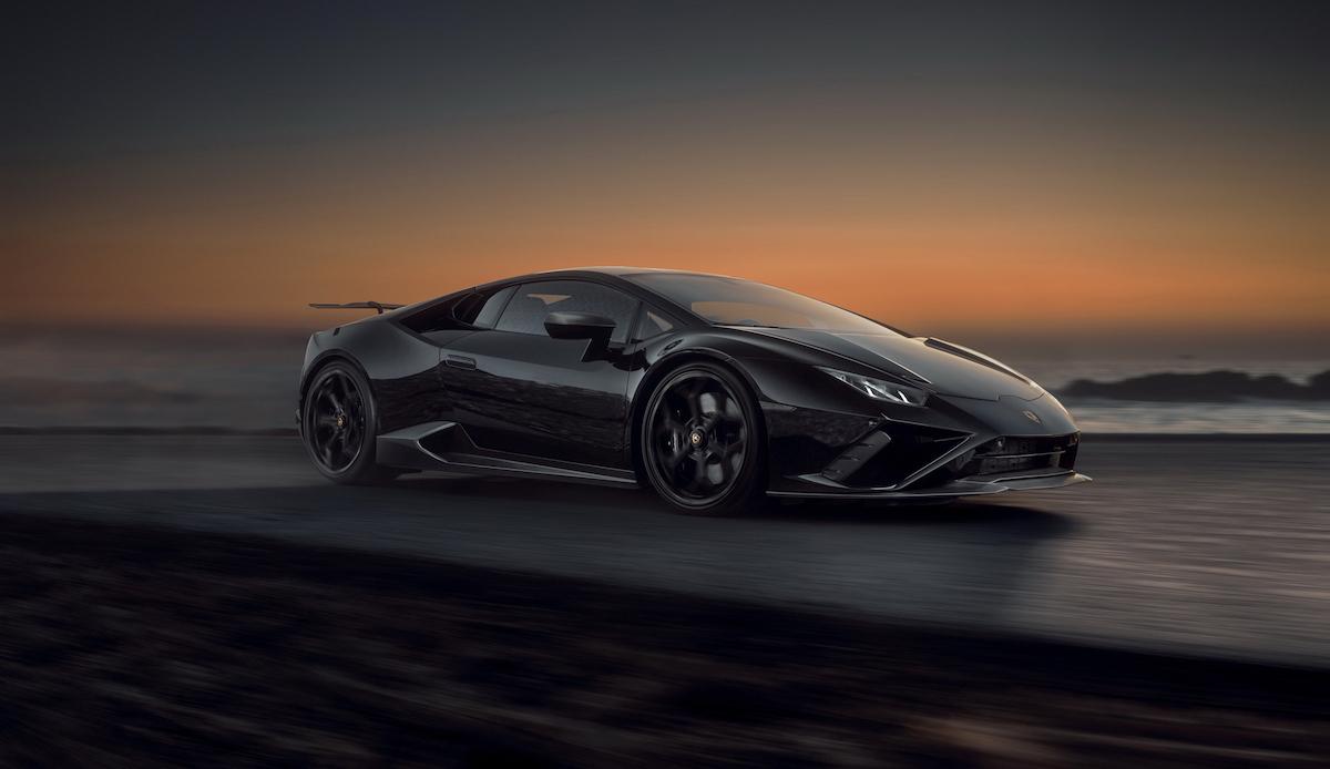 Spectacular Novitec Lamborghini Huracán