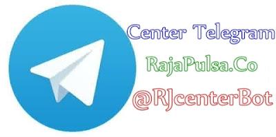 Update Cara Transaksi Pulsa Via Telegram Raja Pulsa Online Termurah
