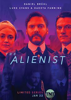 Alienista tv show