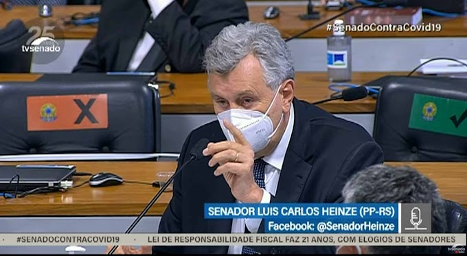 AO VIVO: Mandetta diz que Bolsonaro tinha suas próprias ideias sobre a covid