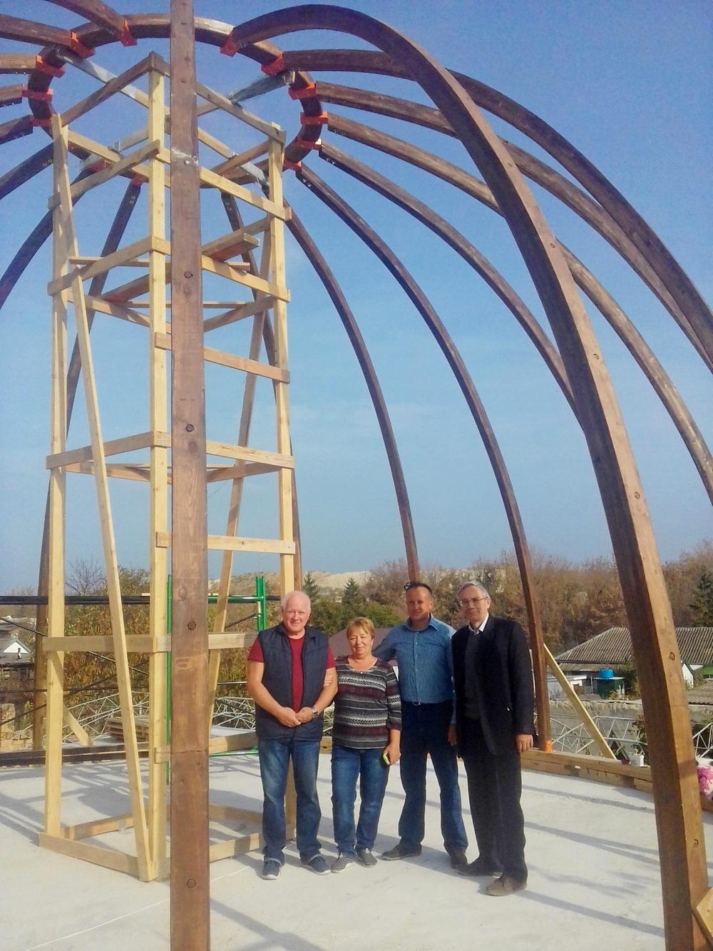 Купольные дома проекты под ключ Севастополь, Крым