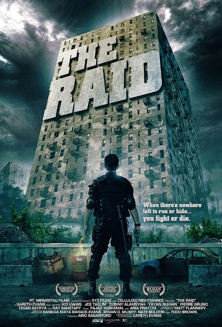 """The Raid Redemption (2011)"" movie review by Glen Tripollo"