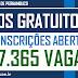 SECRETARIA DE EDUCAÇÃO DE PERNAMBUCO ABRE 7.365 VAGAS EM CURSOS GRATUITOS