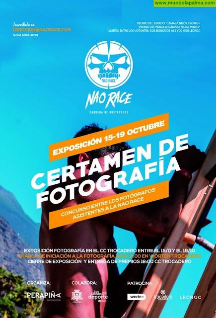 Los Llanos celebra el I Concurso Fotográfico sobre la popular carrera de obstáculos Nao Race que se organiza anualmente en Puerto Naos