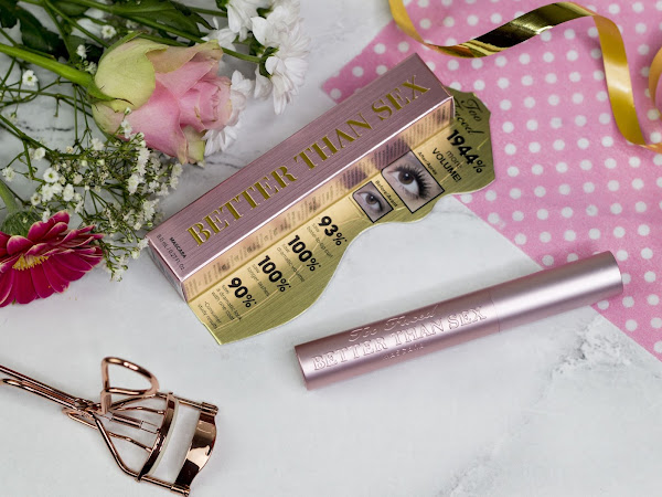 Too Faced // Better Than Sex Mascara